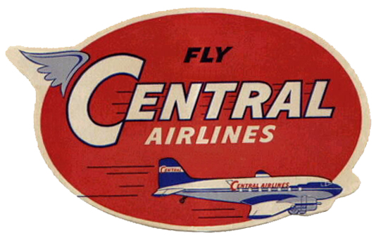 George Stratton Central Airlines
