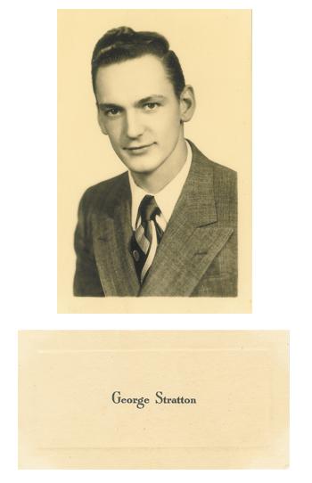 George Stratton Roosevelt High School Cedar Rapids 1950