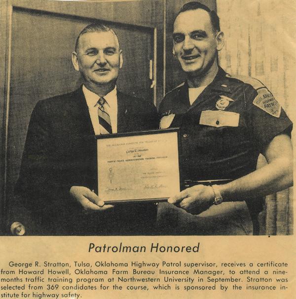 George Stratton Northwestern Institute for Public Safety