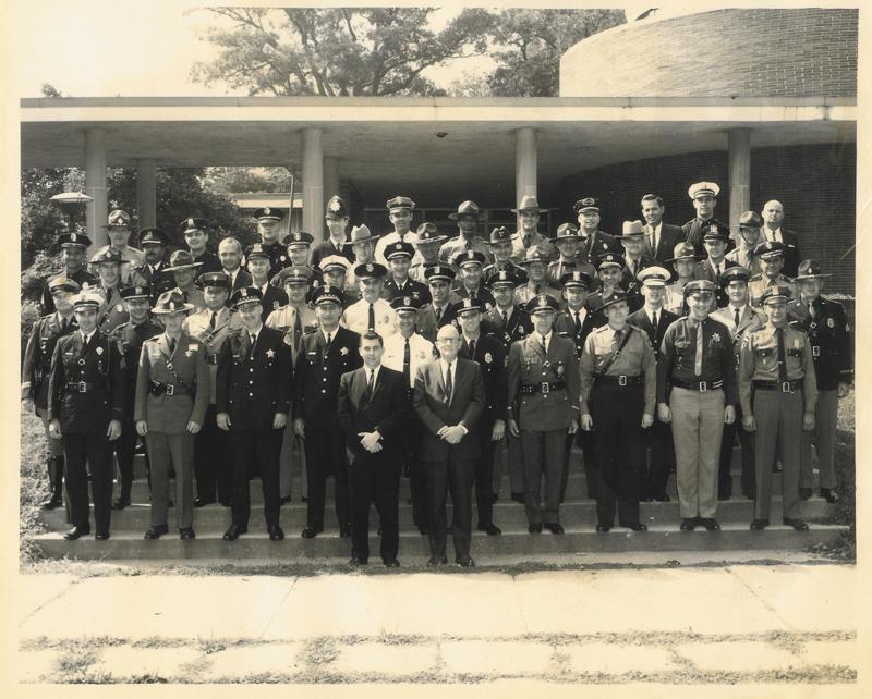 George Stratton Northwestern Class Picture