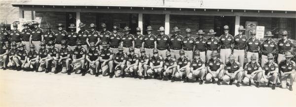 George Stratton Trooper 1958 Tulsa