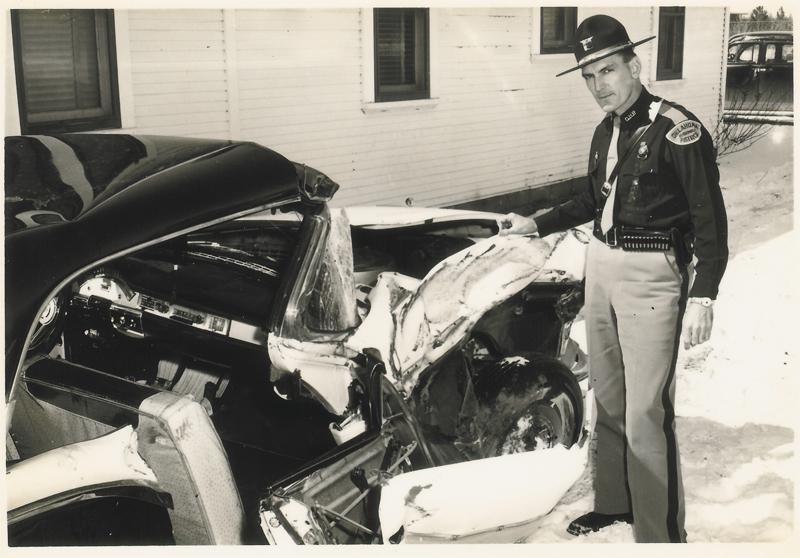 George Stratton 1960 Wreck