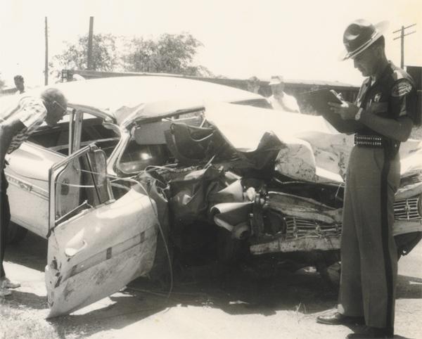 George Stratton 1964 Wreck